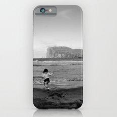 Dancing with the ocean iPhone 6 Slim Case
