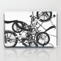 Bike Chaos iPad Case