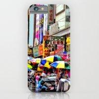 Korean Rain (Painted Version) iPhone 6 Slim Case