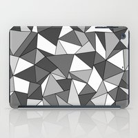 Ab Collide Grey iPad Case