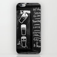 Liquid Lunch iPhone & iPod Skin