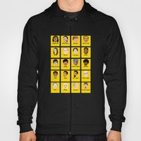 Community Guess Who Face… Hoody