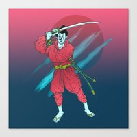 Tales of old Japan (1928) Canvas Print