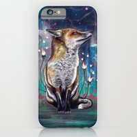 iPhone Cases featuring There is a Light by Mat Miller
