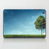 Rhythm of Living iPad Case