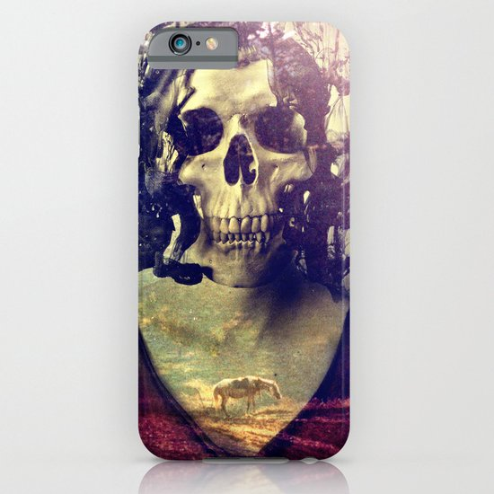 Miss Skull iPhone & iPod Case