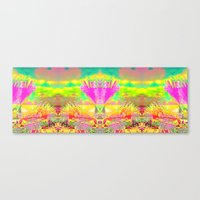 Sunstroke Canvas Print