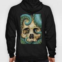 Tentacle skull Hoody