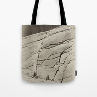 Yosemite Half Dome Hiker… Tote Bag