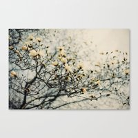 Honey Scented Breeze Canvas Print