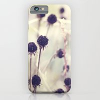 iPhone & iPod Case featuring Charcoal stems by Ben Higgins