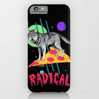 iPhone & iPod Case featuring So Radical by Hillary White
