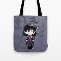 Steampunk Sailor Saturn … Tote Bag