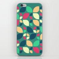 Vintage Spring Pattern II iPhone & iPod Skin