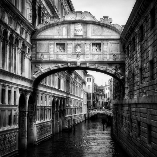 Ponte dei Sospiri | Bridge of Sighs - Venice  Art Print
