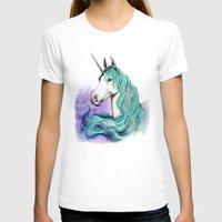 unicorn T-shirts featuring Unicorn by Pendientera