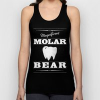 Molar Bear (Gentlemen's Edition) Unisex Tank Top