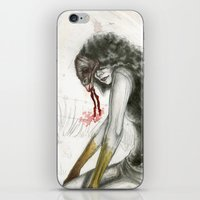 All Good Things To Those Who Wait iPhone & iPod Skin