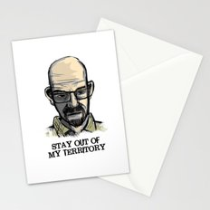 Mr. White Stationery Cards