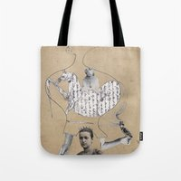 Future Is In Your Head Tote Bag