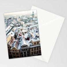 Praha Horizons Stationery Cards