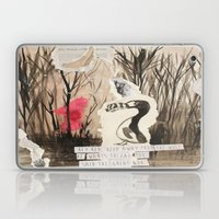 Little Red And Great Auk Laptop & iPad Skin
