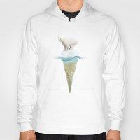 Polar ice cream cap Hoody