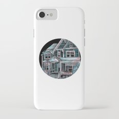 Home, Bright Home iPhone 7 Slim Case