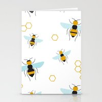 Swarm Stationery Cards