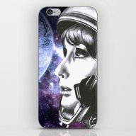 iPhone & iPod Skin featuring Longing #2 by ArtLm