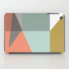 Farbe//Eight iPad Case