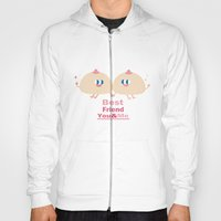 best friend-you and me Hoody