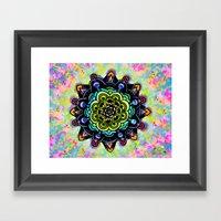 Reynbowdala Framed Art Print