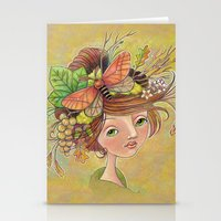 Forest Glories Stationery Cards
