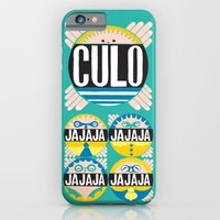 Culo iPhone 6 Slim Case