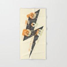 Dj's Lightning Hand & Bath Towel