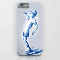 iPhone & iPod Case featuring Rider I by Viu.