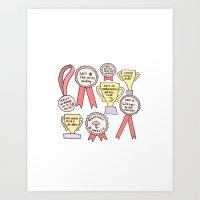 Little Victories Art Print