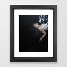 The Nightmare... The Conversation Framed Art Print