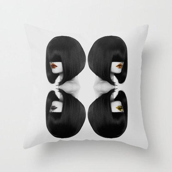 Primal Fashion Throw Pillow