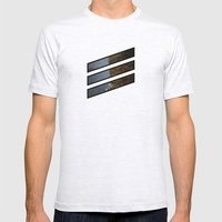 I Sea Weed Mens Fitted Tee Ash Grey SMALL