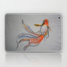 Goldfish Pond (close up #10) Laptop & iPad Skin