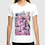 T-shirt featuring Grand Budapest Hotel by Ale Giorgini