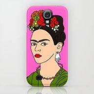 iPhone & iPod Case featuring Frida by Neon Wonderland