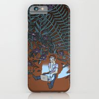 iPhone & iPod Case featuring Into the Mild by Austin Powe