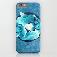underwater guardians - fishes iPhone 6 Slim Case