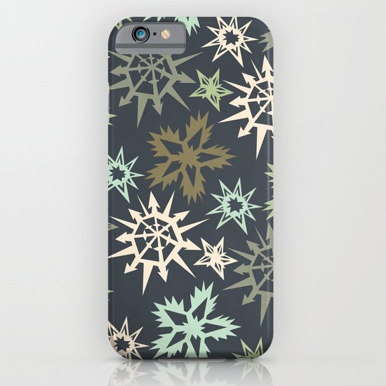 unlikely snowflakes iPhone & iPod Case