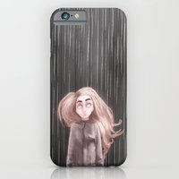 iPhone Cases featuring Awaiting For the Rain by Rouble Rust