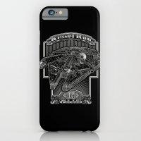 iPhone & iPod Case featuring Kessel Run by Buzatron