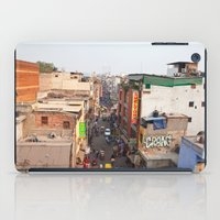 India New Delhi Paharganj 5519 iPad Case
